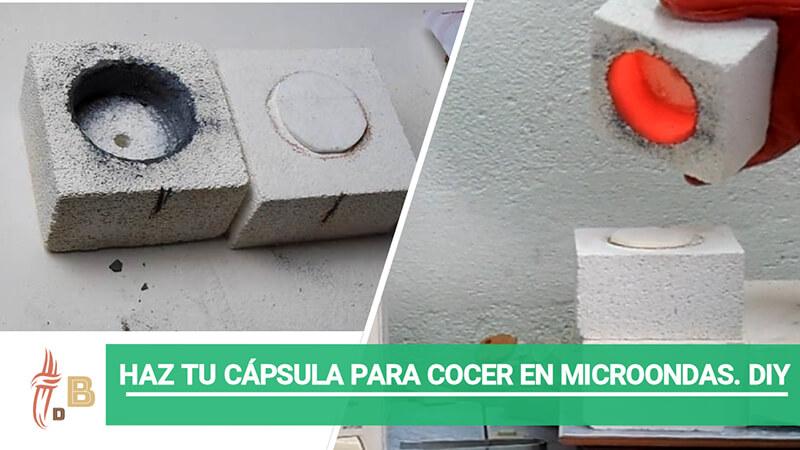 Haz tu propia cápsula para cocer en microondas