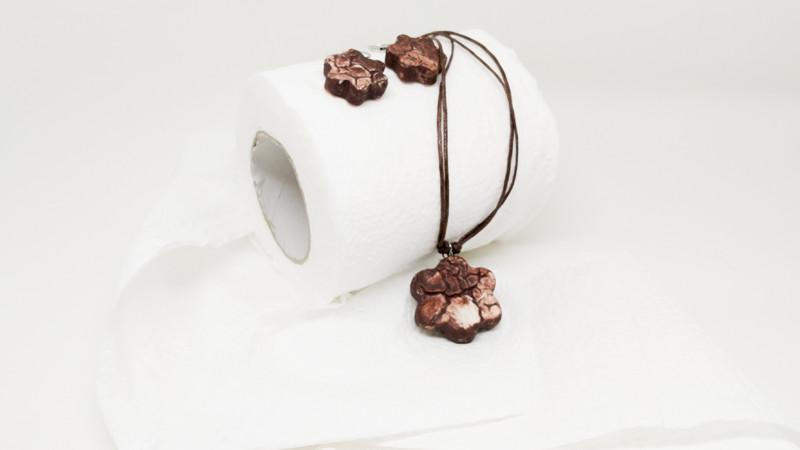 Pasta cerámica de papel. Video  25